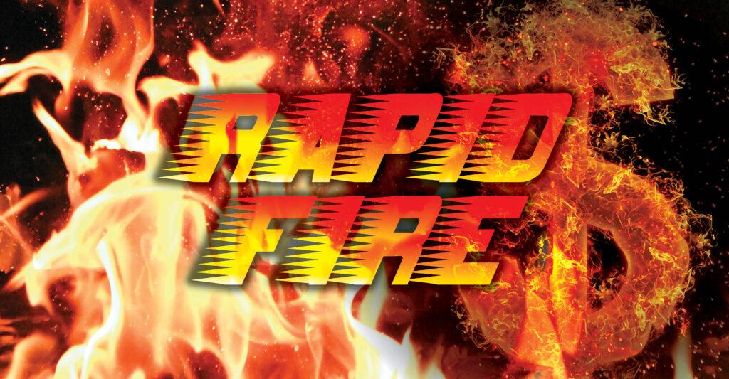 Golden Pony Casino July Rapid Fire
