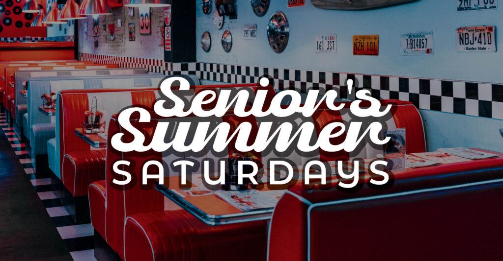 Golden Pony Casino July Senior's Summer Saturday