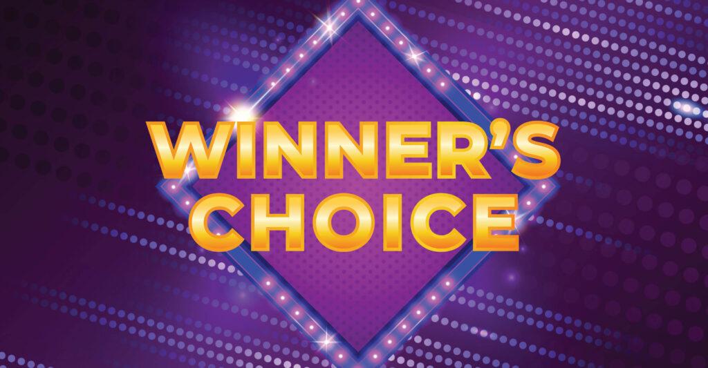Golden Pony Casino July Winner's Choice